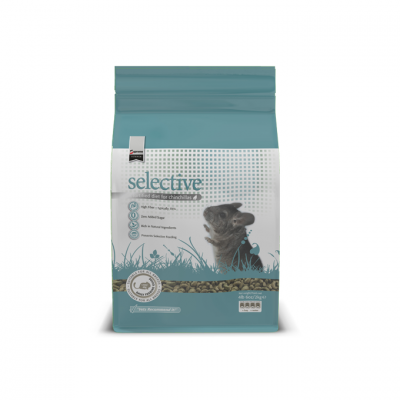 Selective-Chinchilla