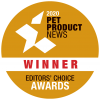 2020-Pet-product-news-editors-choice-award