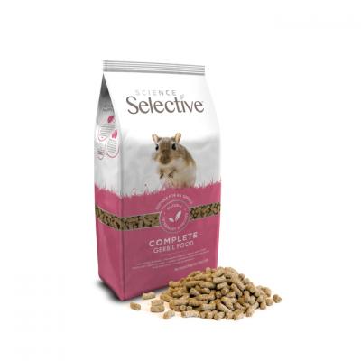 Selective-Gerbil-Food