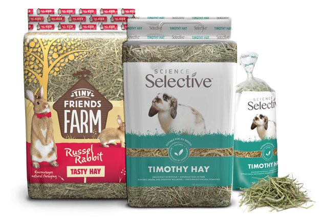 Hay products