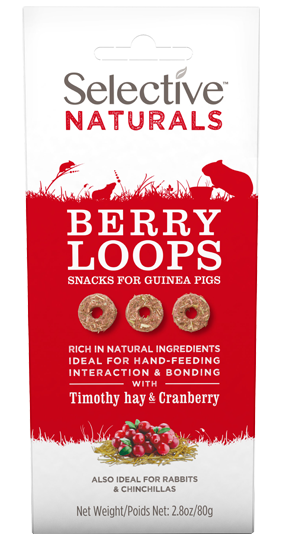 Berry Loops Front