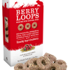 Berry Loops with treats